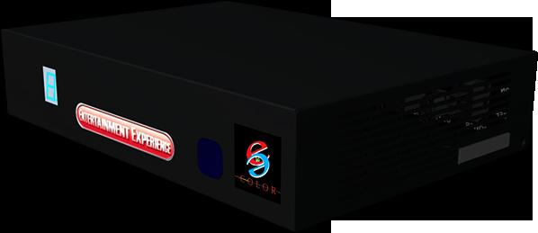 eeColor LUT 3D Box - avant