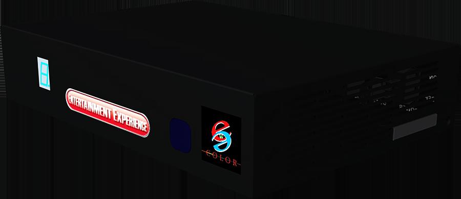 eeColor 3D LUT Box - Front